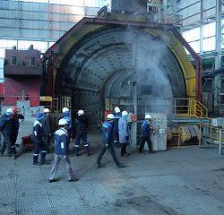 پروژه کارخانه کنسانتره ۲/۶ میلیون تن