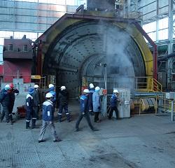 پروژه کارخانه کنسانتره 2/6 میلیون تن