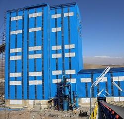 پروژه کارخانه کنسانتره 2/4 میلیون تن